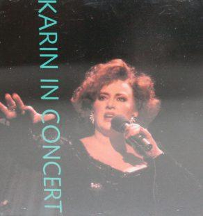 Karin-in-concert
